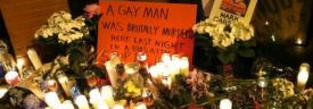 News Guyd: In Shadow of the Stonewall Inn, a Gay Man Is Killed