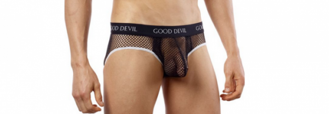 Good Devil Mesh Underwear Hot Or Not?