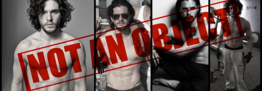 Kit Harington Doesn't Wanna Be A Sex Object Anymore!