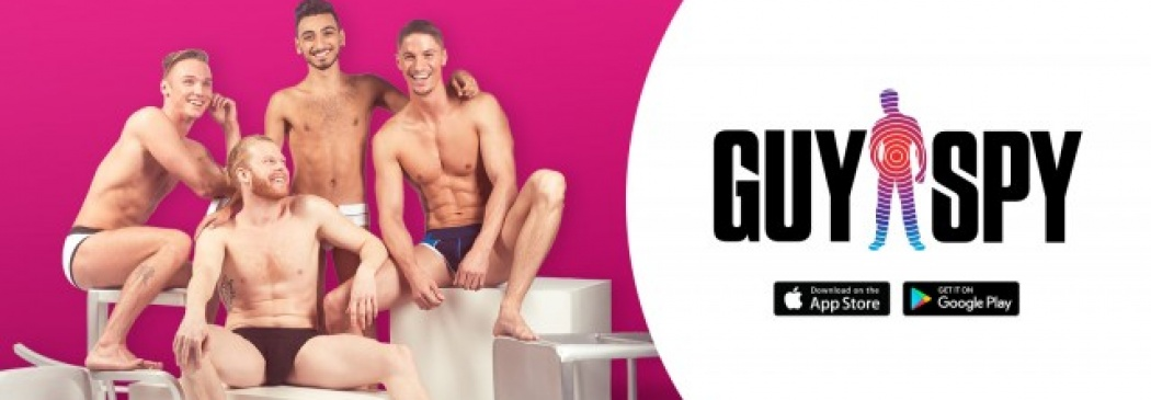 Think you've got what it takes to be a GuySpy Hottie?