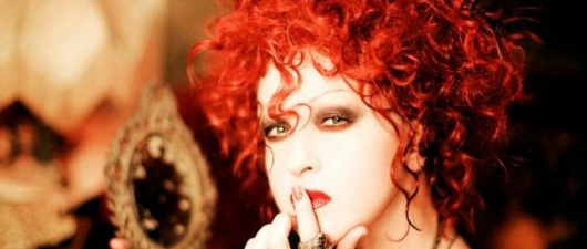 Cyndi Lauper…Seriously.