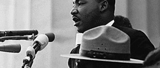 "Political Guyd: MLK: ""Injustice anywhere is a threat to justice everywhere."""