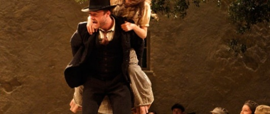Peasant Song, Dance And Nut-Cracking: Liolà At The NT, London