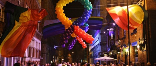 Partying In The Provinces: Falling In Love With Pride