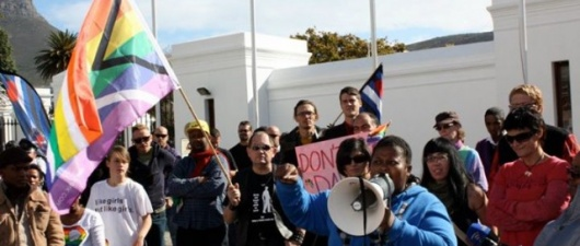 South Africa to Criminalize Anti-Gay Hate Crimes