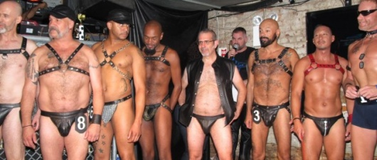 Mr. Eagle NYC 2014 Contest: More Than Just A Bunch Of Leather Daddies