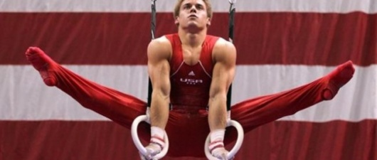 U.S. Gymnast Sam Mikulak Dances Through Gymnastics World Championship Qualifications