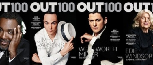 The OUT 100 Awards 2013!