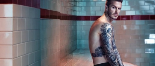 Take A Peak At David Beckham's New Underwear (Video)