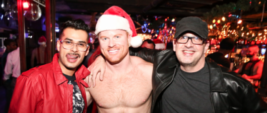 Spunk Ho-liday Party With Special Guest Seth Fornea