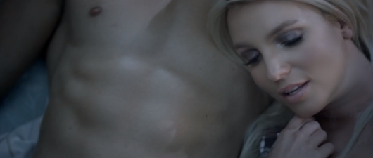 Britney Spears' 'Perfume' Video: Smells Like Flannel and Despair