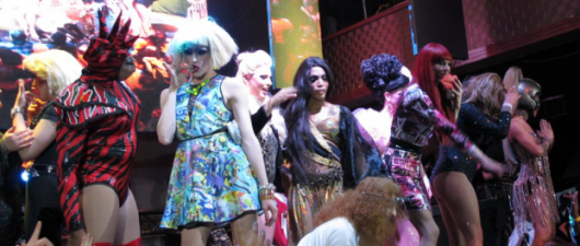 The Best Moments From The RuPaul's Drag Race Premiere Party In New York City
