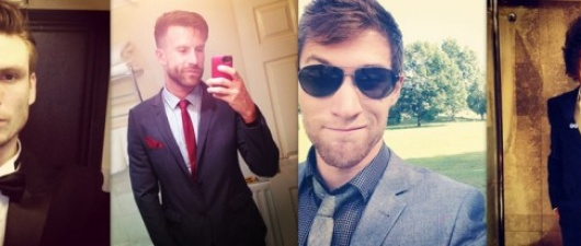 Top 31 Sexy Suit Selfies!