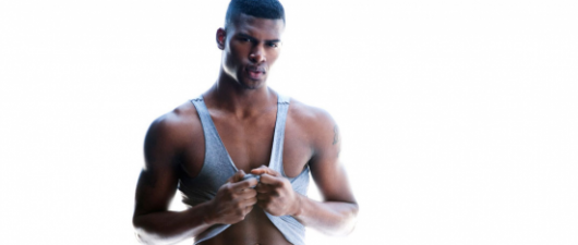 Broderick Hunter, Thursday Underwear Model