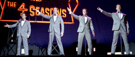 "Enter For A Chance To Win A ""Jersey Boys"" Prize Pack!"