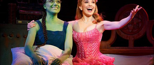 'Wicked' flies around North America on tour!