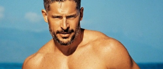 Joe Manganiello Gives A Lesson On Male Stripping!