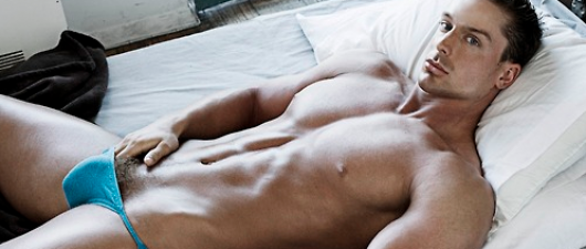 Trevor Adams, Sexiest Model Of The Week! (NSFW)