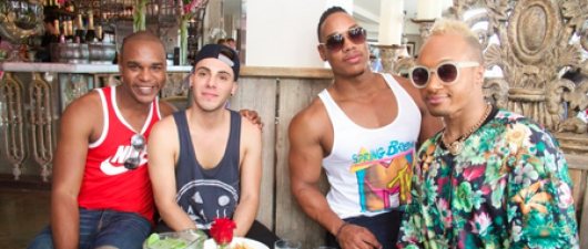 PHOTOS: The Gold Standard Of Gay Brunch!