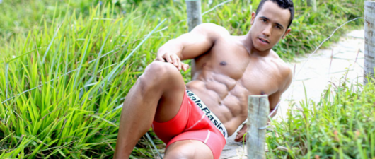 Adrian Baretto, Wednesday Underwear Model