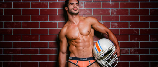 Vote For Your Favourite Underwear Model Of The Week!