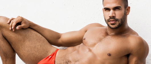 Willie Gomez, Your Choice For Hottest Male Underwear Model!