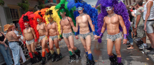 Gay Travel: 5 Reasons To Get Away This Labor Day
