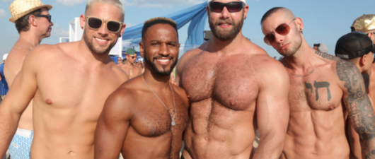 PHOTOS: The Men of Fire Island Rise for Ascension 2014