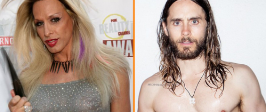 "Alexis Arquette Had Sex With Jared Leto While ""Presenting As A Male"""