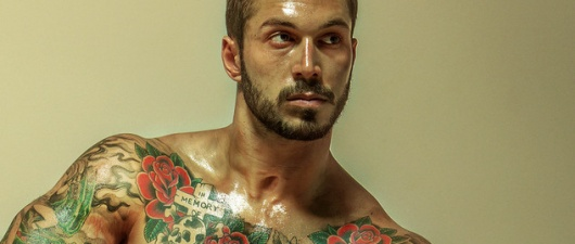 Model Alex Minsky Discusses Discipline and More!