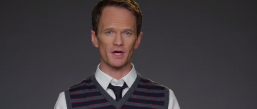 Neil Patrick Harris Explains His New Autobiography!