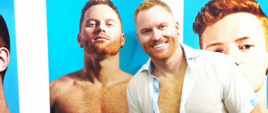 Red Hot 100: Sexy Ginger Boys At Their NY Book Release