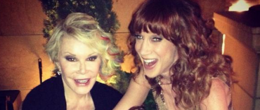 Kathy Griffin and Andy Cohen Deals with The Death Of Joan Rivers