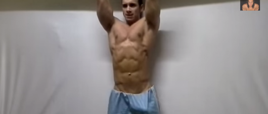 Bulge City: This Body Builder Has The Biggest Bulge!