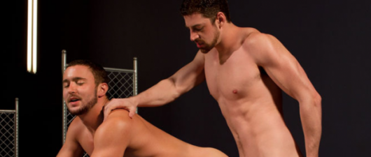 Andrew Stark and Colt Rivers: Stunners (NSFW)