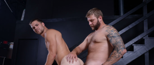 Colby Jansen and Jimmy Johnson: No More Excuses (NSFW)