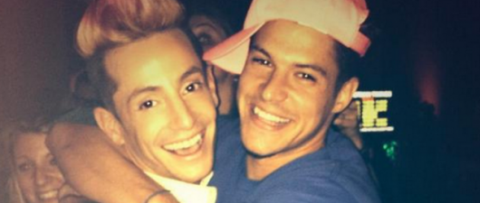 """Frankie Grande Says He """"Fell In Love"""" With Straight Costar On Big Brother"""