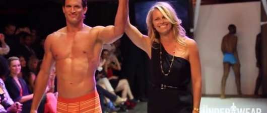 The Underwear Expert Goes To The Wood Fashion Show