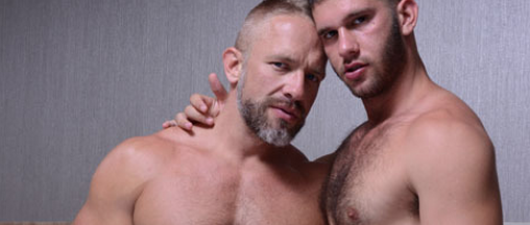 Jimmy Fanz Gets Fucked By Dirk Caber: Daddy Hunt (NSFW)