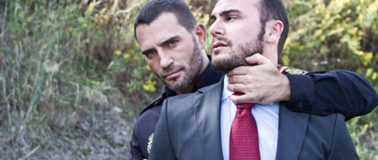 Gabriel Vanderloo and Edu Boxer: Police Corruption (NSFW)