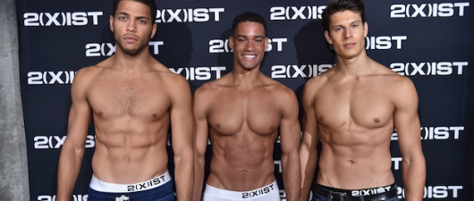 2(X)IST Exclusive: We Go Behind The Scenes With The Models!