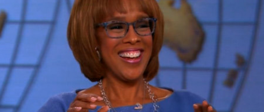 Gayle King Came Out On CBS This Morning?