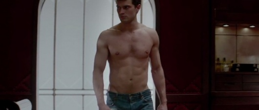 Fifty Shades Of Grey Debuts Sexy New Trailer