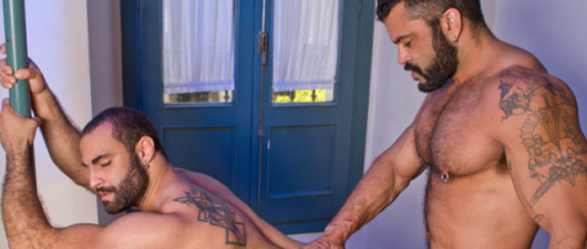 Rogan Richards and Paco: The Tourist (NSFW)