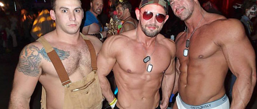 Gay Hollywood Halloween: The Hottest Costumes Ever!