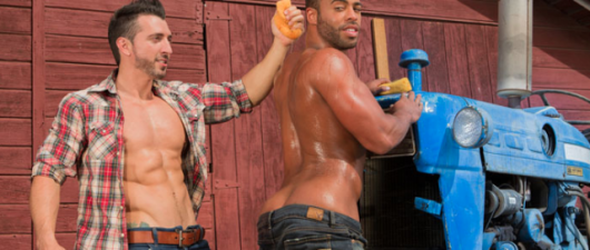 Jimmy Durano and Micah Brandt: Saddle Up (NSFW)
