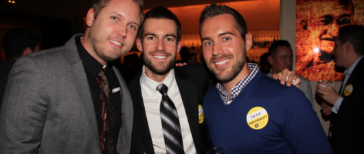 HRC Photos: Sexy Crowd Turns It Up For Change At HRC Bash!
