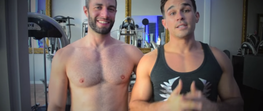 Gay Fitness: Here's A Workout That Will Make You Thankful!
