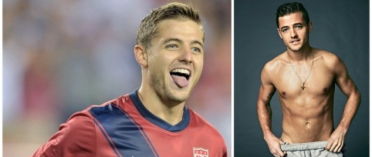 Robbie Rogers Dishes On The First Time He Hooked Up With A Guy