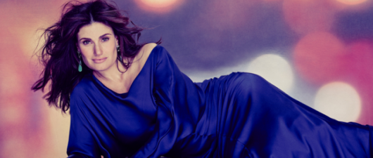 Enter To Win Holiday Wishes From Idina Menzel!